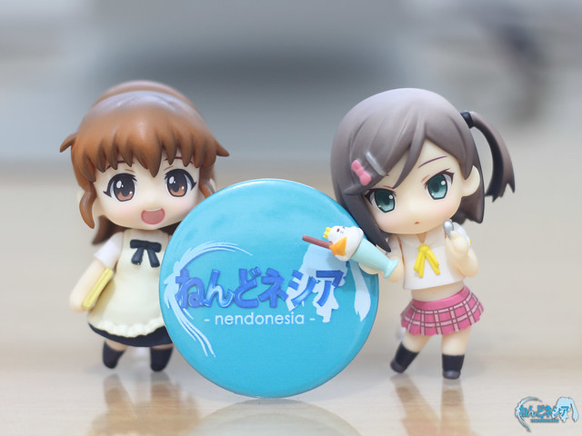Nendonesia Mini Badge