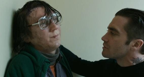 Detective Loki interrogating a suspect