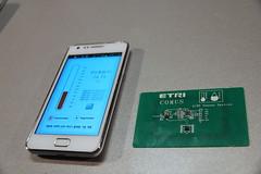 NFC Sensor Card (c) Etri