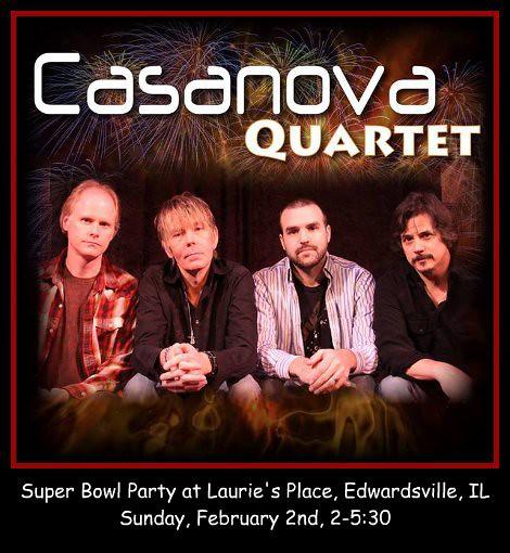 Casanova Quartet 2-2-14