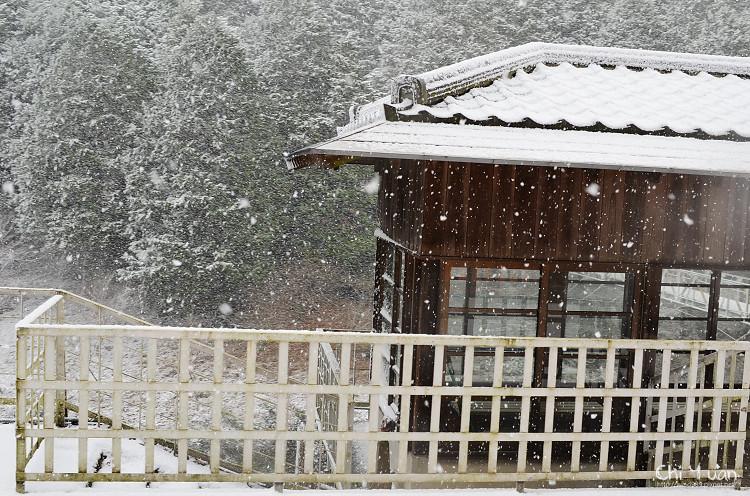 嵯峨野觀光鐵道-冬雪12.jpg