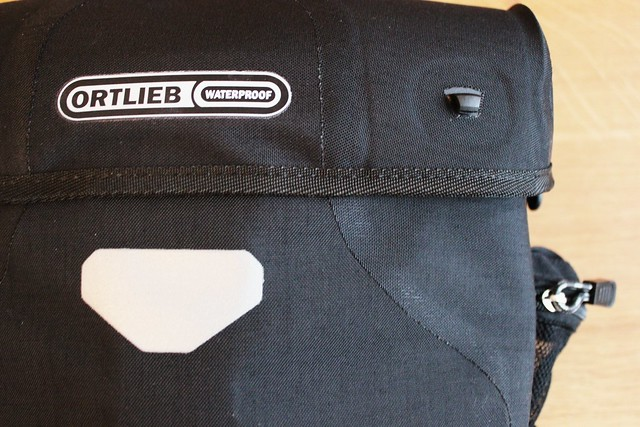 Ortlieb Ultimate 5 Handlebar Bag Plus