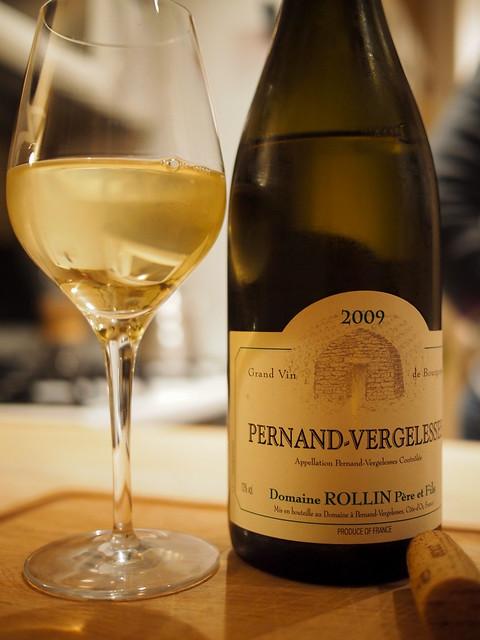2009 Domaine Rollin Pere et Fils Pernand-Vergelesses, Cote de Beaune, France