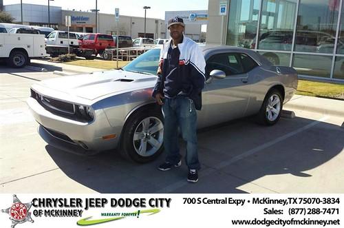 Dodge City McKinney Texas Customer Reviews and Testimonials-Demarcus Bateman by Dodge City McKinney Texas