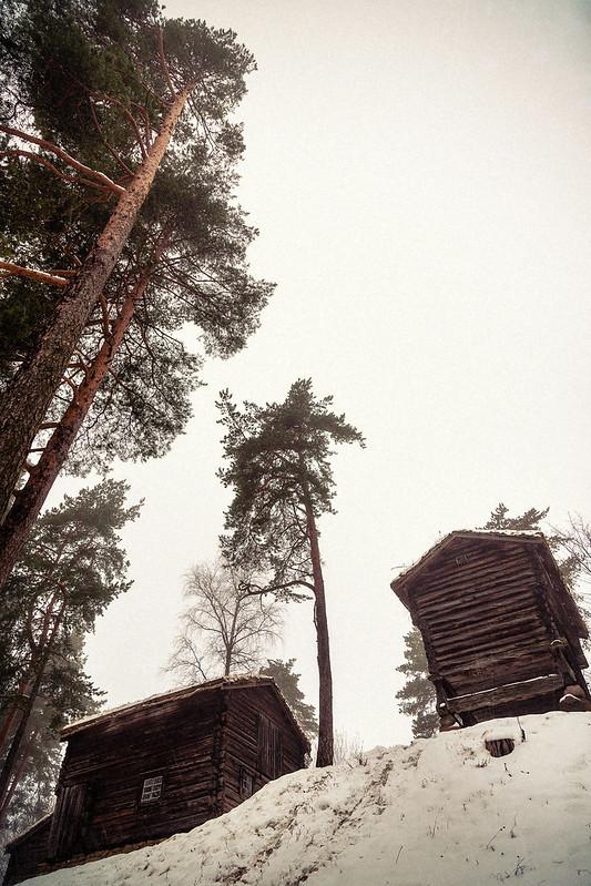 Tur til Norsk Folkemuseum #03.5