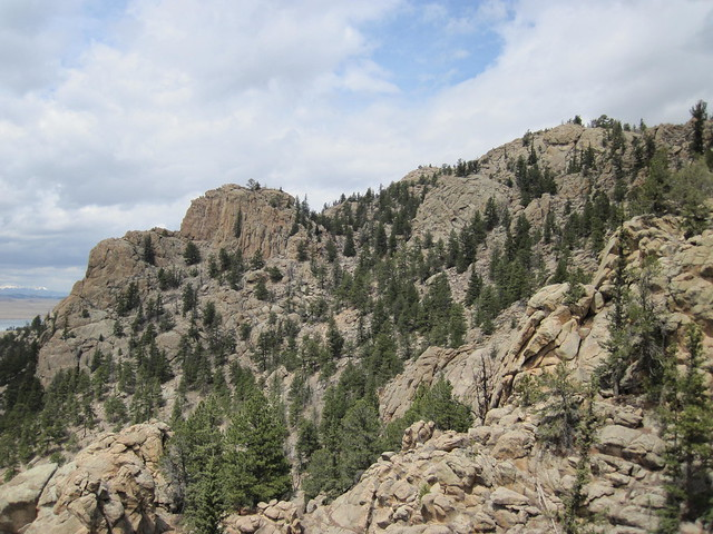 Picture from 11 Mile Canyon, Colorado