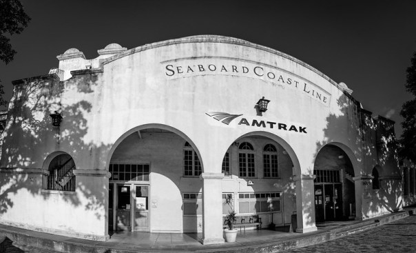 Seaboard Coast Line - Amtrak