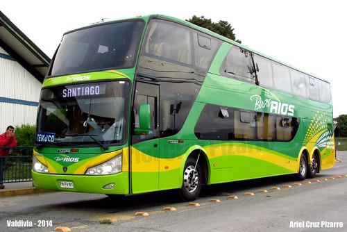 Buses Ríos Valdivia Modasa Zeus