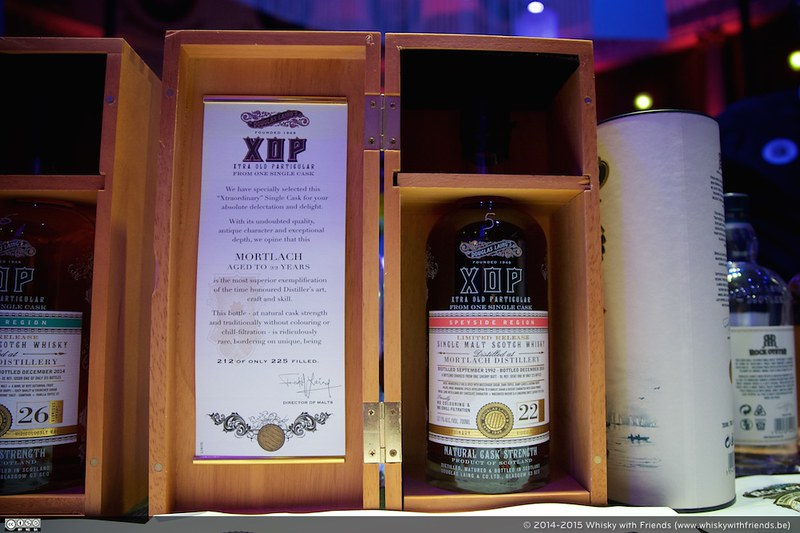 Douglas Laing's XOP Mortlach aged 22 years
