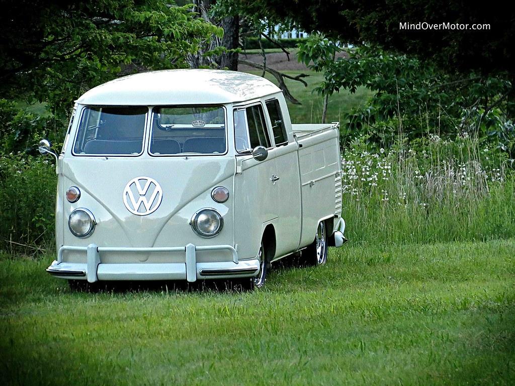 VW Bus Type 2 Pickup