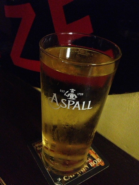 Aspall cider - The Fat Cat