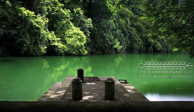 Bulusan Lake of Bulusan Sorsogon Bicol
