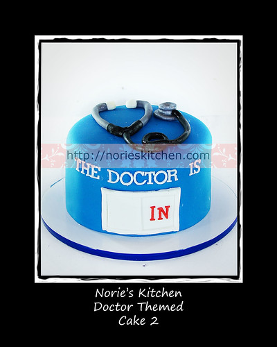 Norie's Kitchen - Doctor Cake 2 by Norie's Kitchen