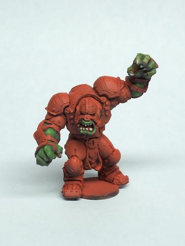 Dreadball Orx WIP