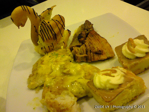 Astoria's Free Dinner Buffet
