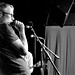 "Smartboys singer Tim Westberg at the band's triple 7"" Toronto release show at The Piston on November 21, 2013. Photo: Tom Beedham"