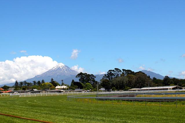 Au Revoir Mt Taranaki