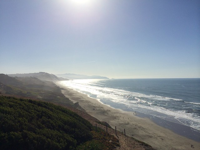 Fort Funston beach