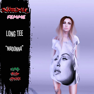 SwaggedOut Femme - The Madonna
