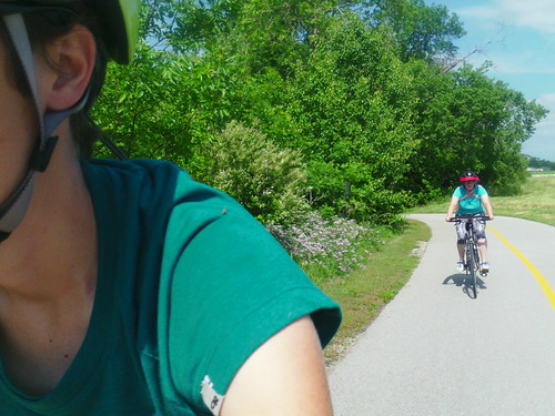 fayetteville bike path