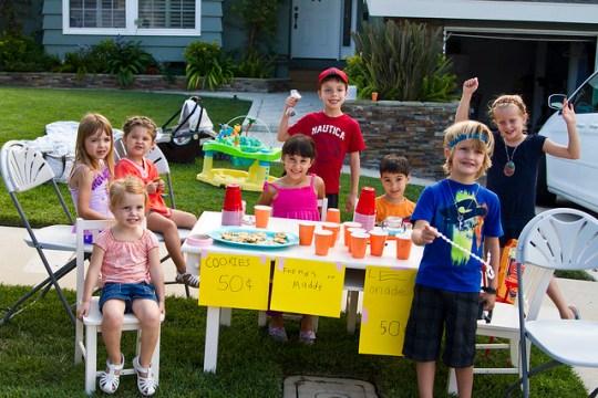 lemonade gang