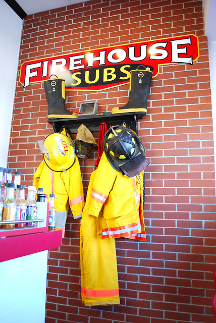 FIrehouse Decor