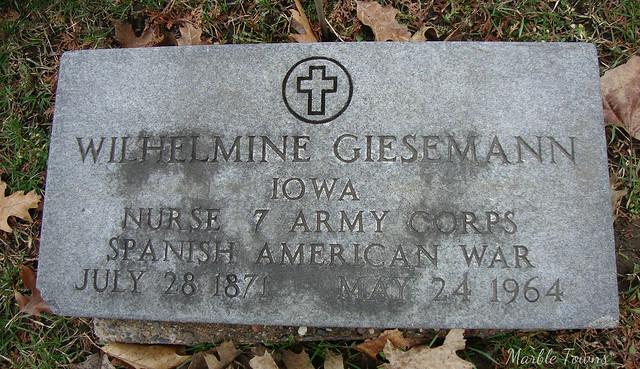 W Giesemann-Linwood Cem-IA