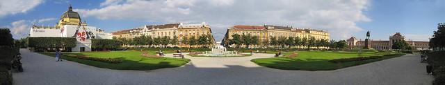 Trg kralja Tomislava | King Tomislav square