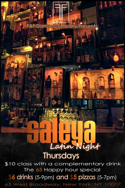 Saleya Latin Night