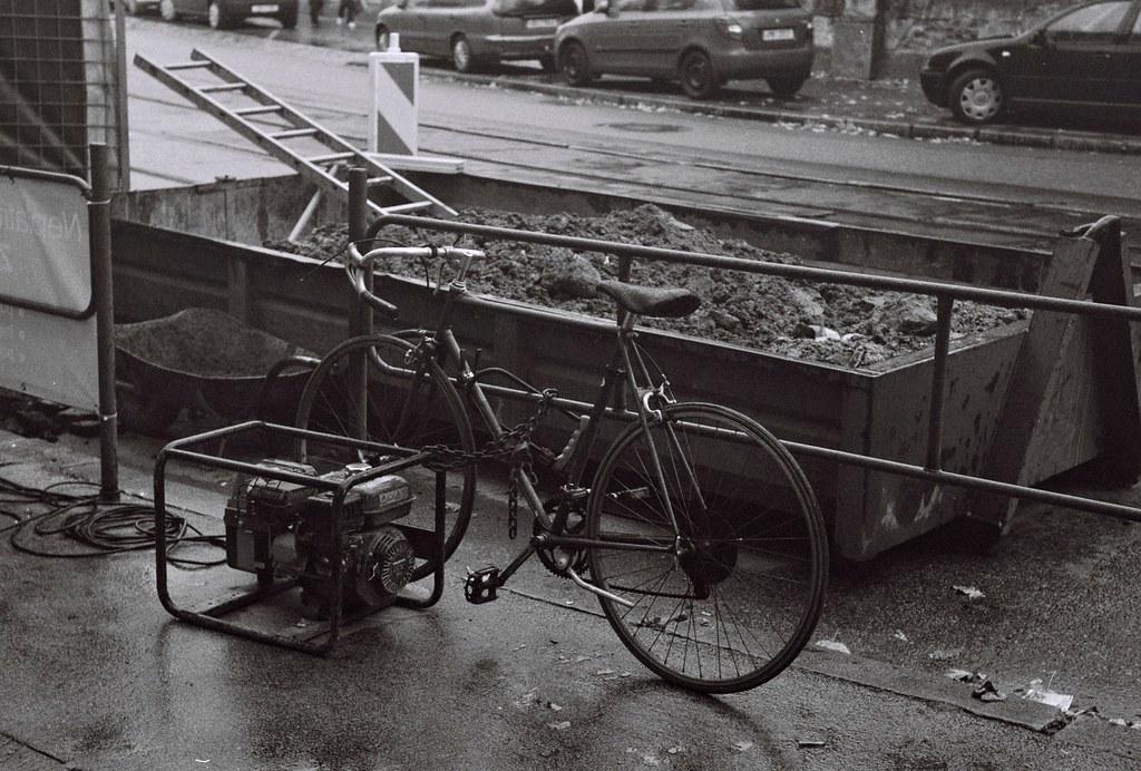 Kiev 4 - Workers Bicycle