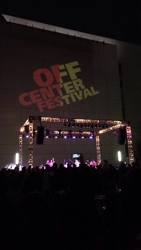 Off Center Festival at the Segerstrom Center