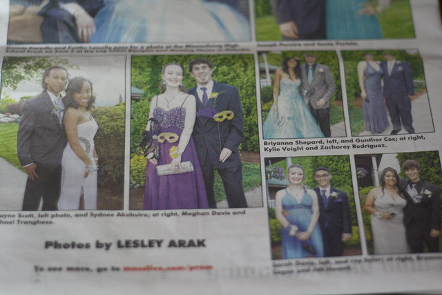kids in the paper
