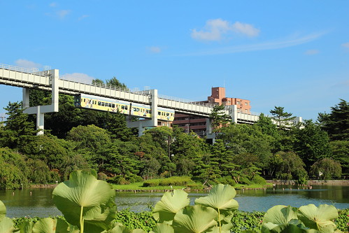 1037-1038(俺の妹。号) @千葉〜千葉公園