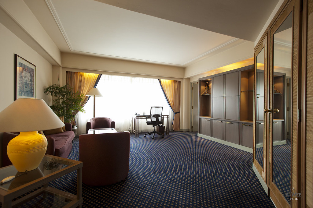 Executive Suite Entrance