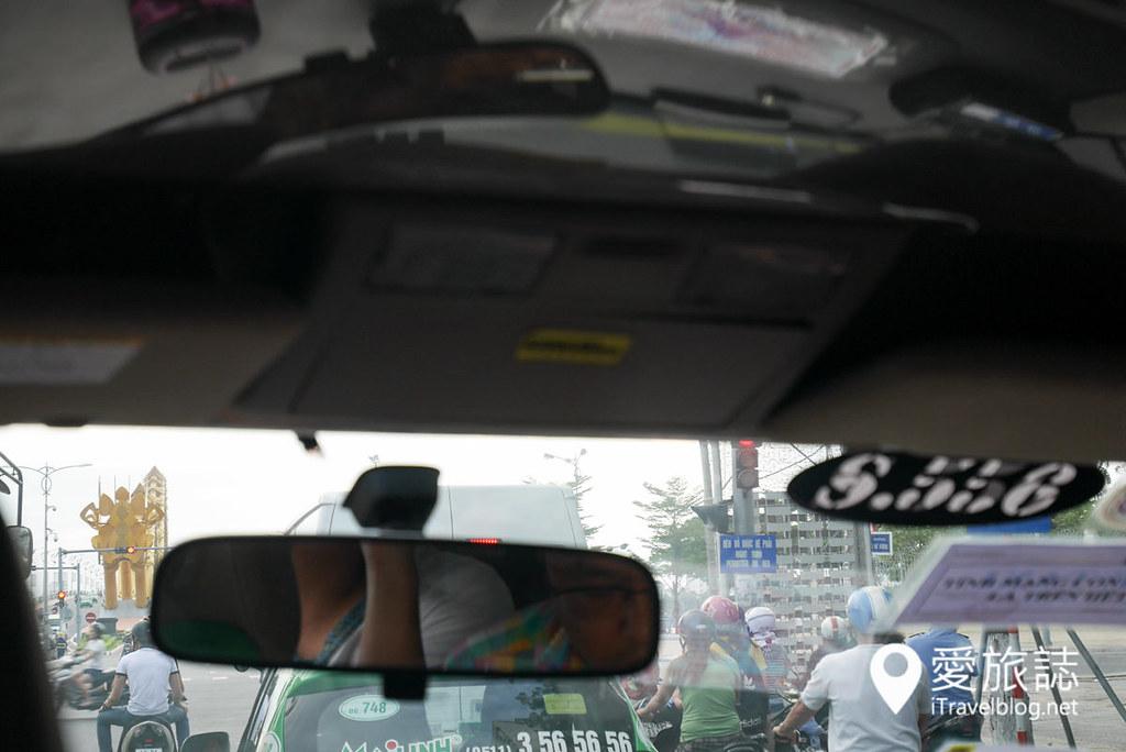 岘港出租车搭乘体验 (16)