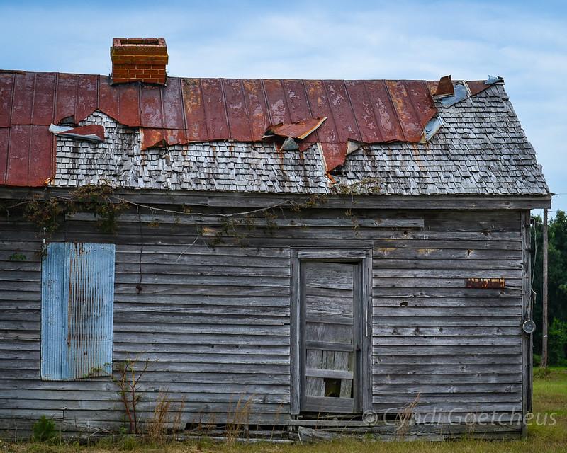 abandoned house cjane