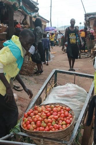 Galadima Market - FCT Nigeria  by Jujufilms