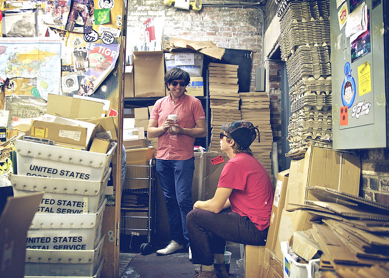 Dr. Dog @ Vintage Vinyl