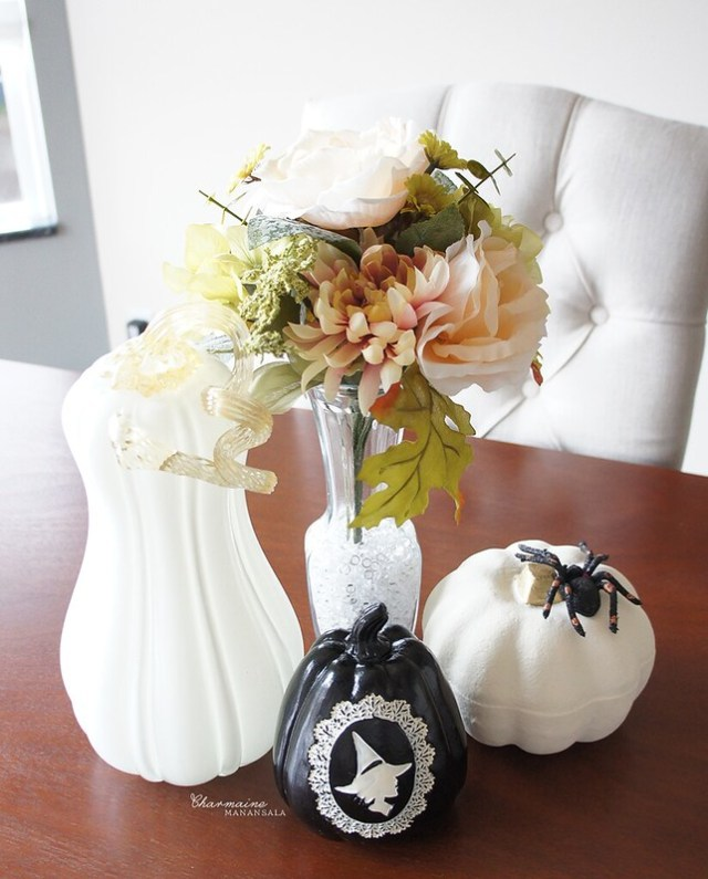 Halloween Decor - Dining Table