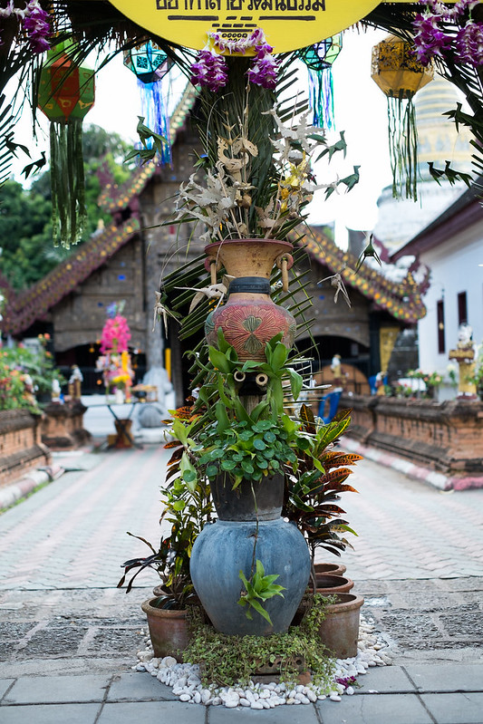 Wat Bupparam, Chiang Mai