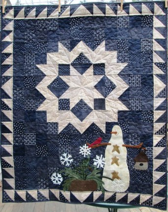 Snowflake Garden