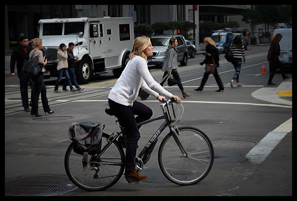 Easy Rider - San Francisco - 2014