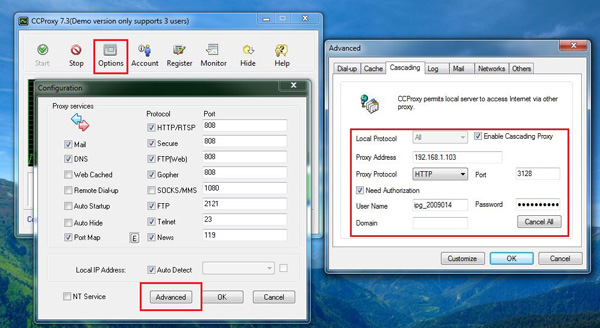 How to Make Wi Fi HotSpot on Laptop under College Proxy Server (3/6)