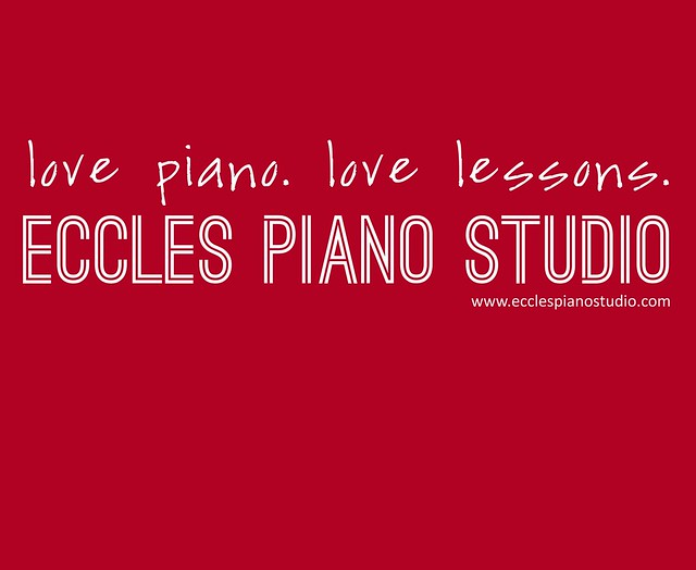 Eccles Piano Studio TShirt