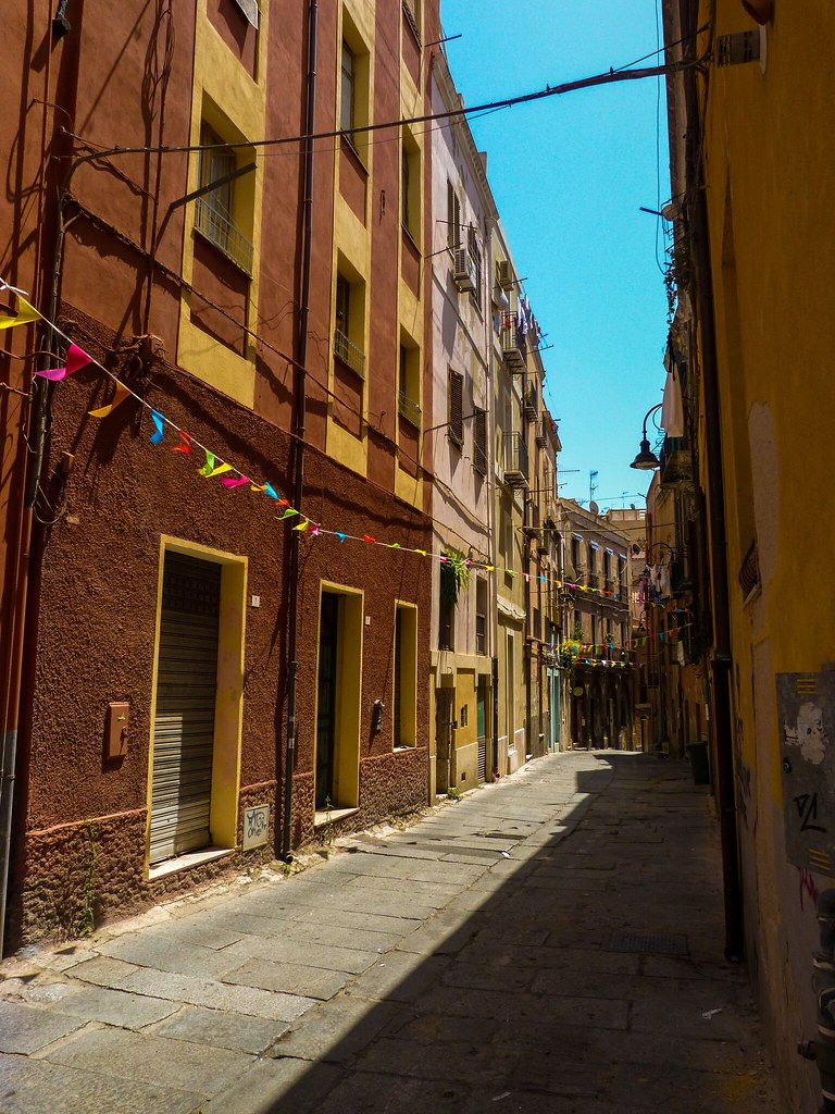 Cagliari Streets