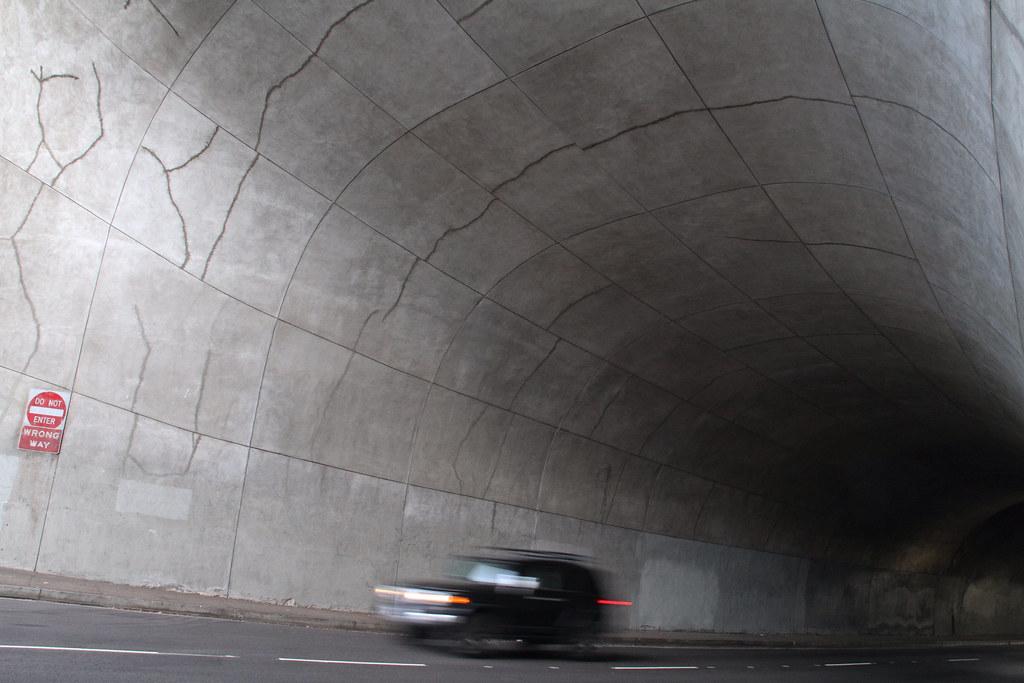 Vehicle aperture