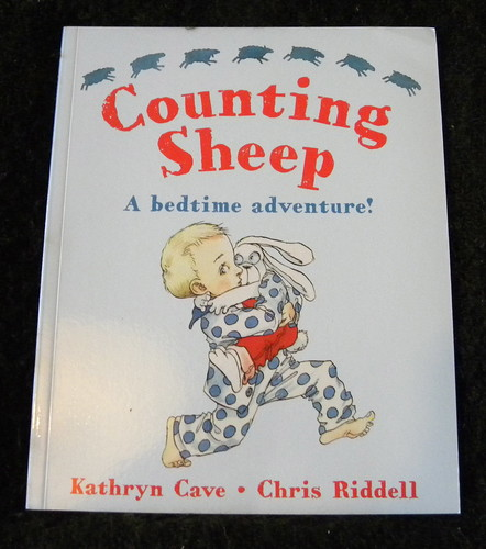 Kathryn Cave and Chris Riddell, Counting Sheep