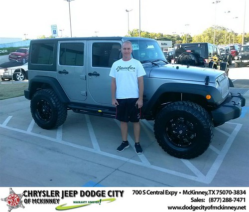 Happy Birthday to Chris Sefcik from David Walls and everyone at Dodge City of McKinney! #BDay - Copy by Dodge City McKinney Texas
