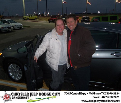 #HappyBirthday to Larry S Kelly from Richard Ford  at Dodge City of McKinney! by Dodge City McKinney Texas
