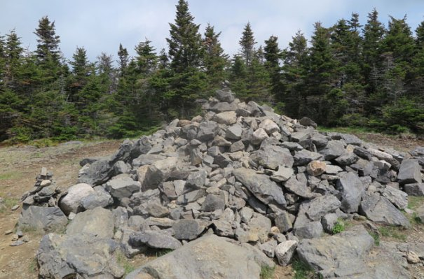Mt. Hale Summit Cairn